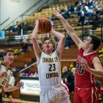 Boys Basketball - Tawas Area at TC Central - Photo Gallery
