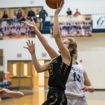 Girls Basketball - TC Central at Petoskey - Photo Gallery