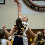 Girls Basketball - Manistee at TC Central - Photo Gallery