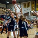 Girls Basketball - Petoskey at TC Central - Photo Gallery