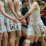 Girls Basketball - District Tournament vs. TC West - Photo Gallery
