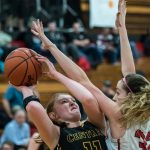 Girls Basketball - District Basketball, TC Central at Marquette - Photo Gallery