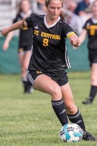 Girls Soccer – TC Central at TC West – Photo Gallery