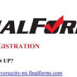 FinalForms Registration is open for Fall 2019 Sports!
