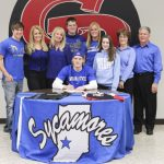 Dallas Miller to be a Sycamore!