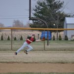 Clinton Prairie High School Baseball Varsity falls to Tri – County High School 8-11