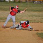 Clinton Prairie High School Baseball JV falls to Delphi Community High School 4-18