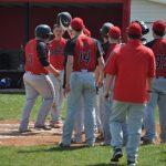 Clinton Prairie High School Baseball JV falls to Frankfort High School 3-14