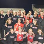 Girls Track Team Wins HHC Conference Championship!