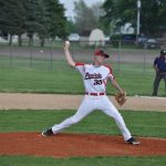 Clinton Prairie High School Baseball Varsity beats Pioneer High School 4-0