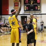 Harlem Wizards help Athletic Department Raise Money!