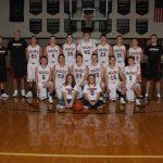 Clinton Prairie High School Varsity Basketball beat Frontier High School 56-50