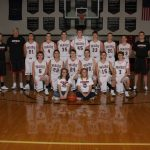 Clinton Prairie High School Varsity Basketball falls to Frankfort High School 53-57