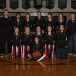 Clinton Prairie High School Girls Varsity Basketball falls to Seeger High School 25-38