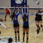 Several Gophers Earn All-County Volleyball Honors