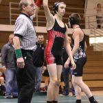 Clinton Prairie High School Varsity Wrestling finishes 1st place