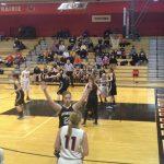 Clinton Prairie High School Girls Varsity Basketball beat Covington High School 63-55