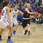 Lady Gophers Top Tri-Central in Sectional Semis