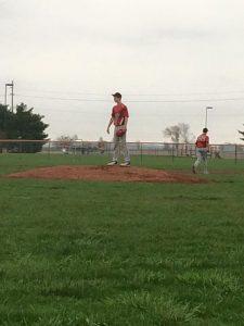 JV Baseball vs. Rossville