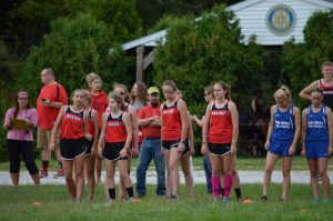 Girls XC vs. Tipton