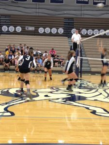 JV VB vs. Central Catholic