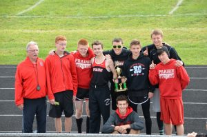 Boys XC @ County Meet