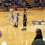 Clinton Prairie High School Boys Varsity Basketball beat Carroll  73-27