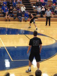 Boys Varsity Basketball VS. Carroll