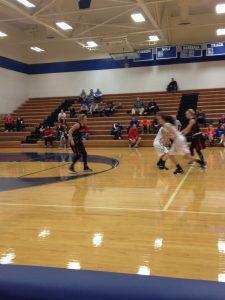 Varsity Girls Basketball VS. Carroll
