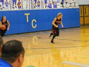 Girls Varsity Basketball Vs. Tri-Central