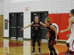 Girls Varsity Basketball Vs. Attica