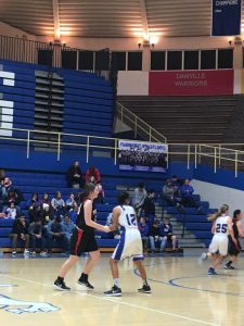 Girls JV Basketball vs Frankfort