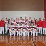 Clinton Prairie Varsity Baseball beats Rossville High School 7-5