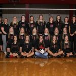 Clinton Prairie High School Girls Varsity Volleyball beat Lafayette Jeff 3-2