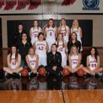 IHSAA Girls Basketball Sectional #54 @ CP