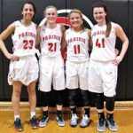 Gophers down Central Catholic on Senior Night