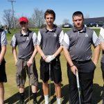 2018 Men's Golf