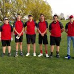 Boys Varsity Golf falls to North Montgomery 215 – 203
