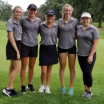 Girls Varsity Golf finishes 6th place at Rensselaer Central High School