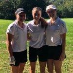 Girls Varsity Golf finishes 8th place at Sectional
