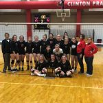Volleyball Claims Sectional Title