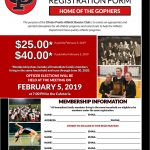 Clinton Prairie Athletic Booster Club