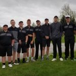Boys Varsity Golf beats Clinton Central 203 – 229