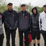 Boys Varsity Golf finishes 10th place at Covington Invitational