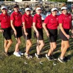 Girls Varsity Golf finishes 3rd place against Western Boone/Clinton Central