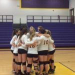 Emerald High School Girls Varsity Volleyball beat Ware Shoals High School 3-0