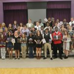 Fall Sports Award Night Held January 21, 2016