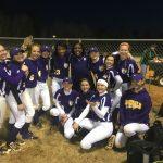 Emerald High School Junior Varsity Softball beat Blue Ridge High School 8-5