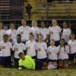 Emerald High School Girls Varsity Soccer beat Southside High School 1-0