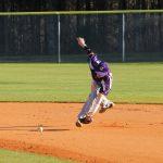 Emerald High School Freshman Baseball C Team falls to Easley High School 0-14